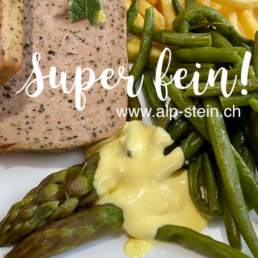 Hotel Alpstein Kulinarik